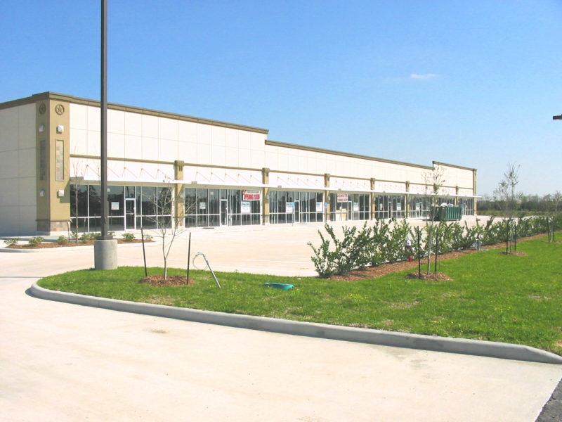 Richey Road Retail Center