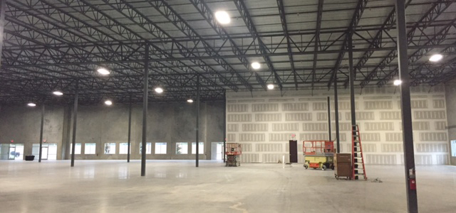 Industrial Construction Company in Houston Texas
