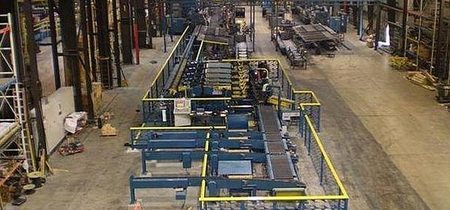 Industrial Construction in Houston Texas