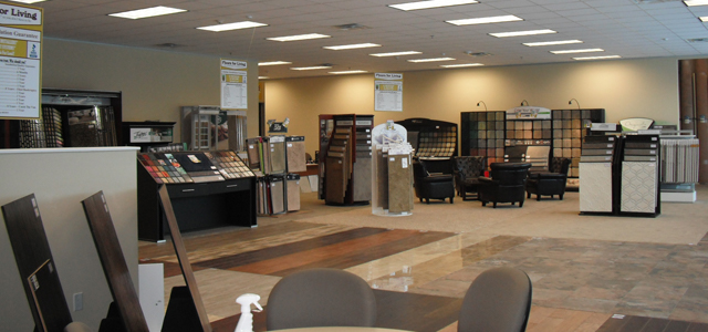 Retail Construction Company in Houston